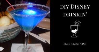 Blue Glow-tini