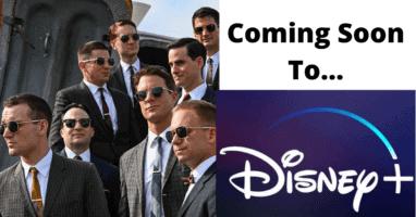 New Disney+ Show The Right Stuff