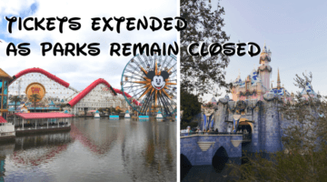 disneyland discounted tickets extended