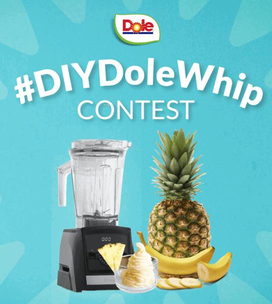 DIY Dole Whip Contest