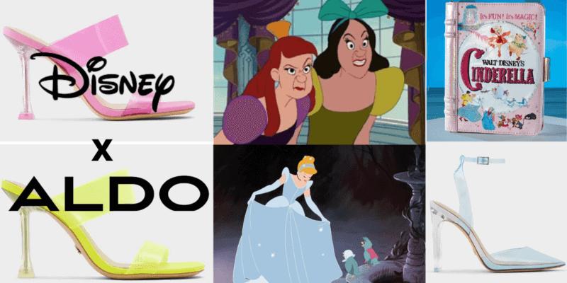Cinderella Disney X ALDO collection