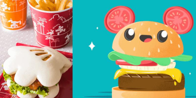disney parks burgers
