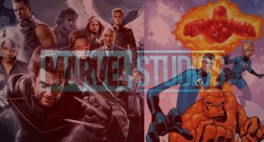 Fantastic Four X-Men Marvel Cinematic Universe