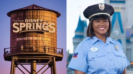 Disney Springs Security