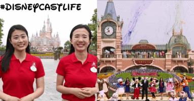 Disney Parks Ambassadors Shanghai Disney
