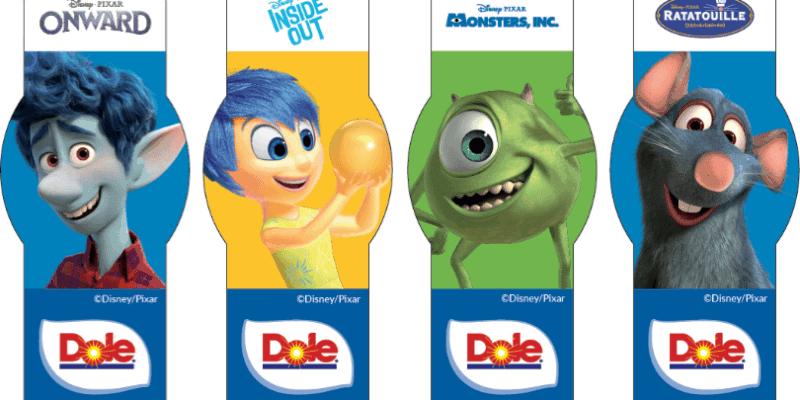 Dole Disney Pixar
