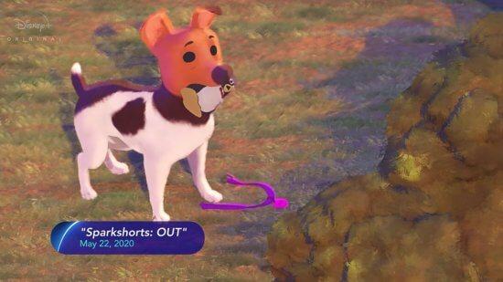 Pixar SparkShort