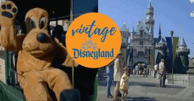 Vintage Disneyland footage