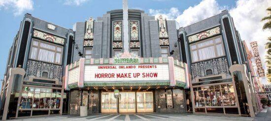 horror universal