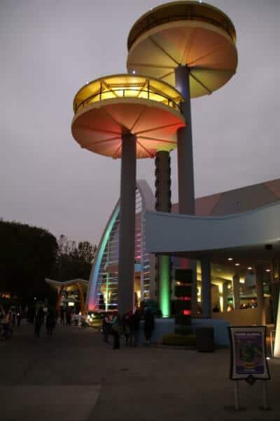 favorite experiences at Universal Studios MIB