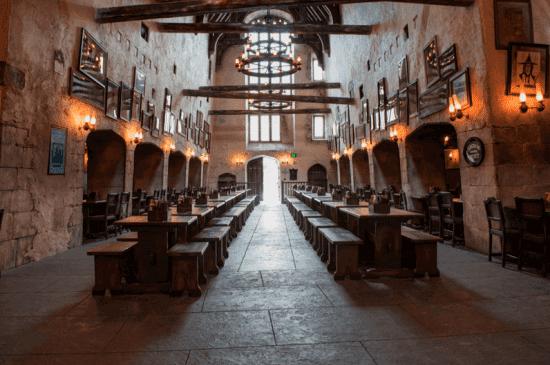 favorite experiences at Universal Studios Leaky Cauldron
