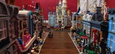 Disneyland LEGO Replica