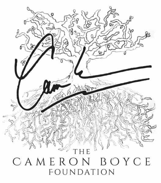 Cameron Boyce Foundation Logo