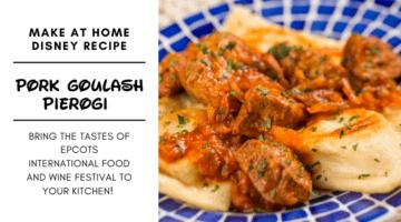 Pork Goulash Pierogi Recipe