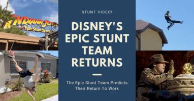epic stunt team return video