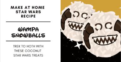 star wars wampa dessert recipe