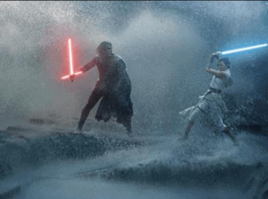 rise of skywalker lightsabers