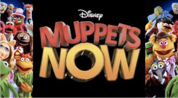 muppets now header