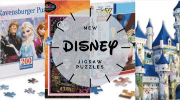 disney jigsaw puzzles
