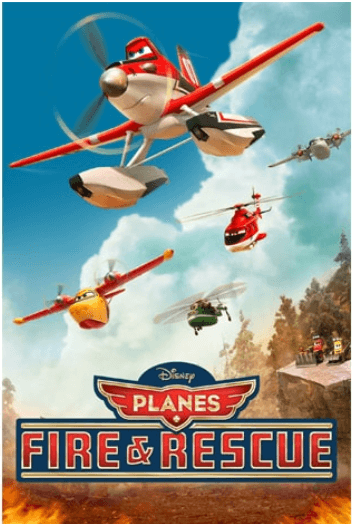 Disney's Planes Fire and Rescue