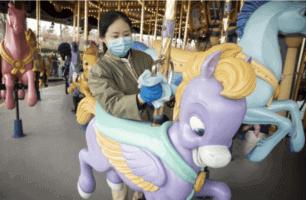 Shanghai Disney health and safety