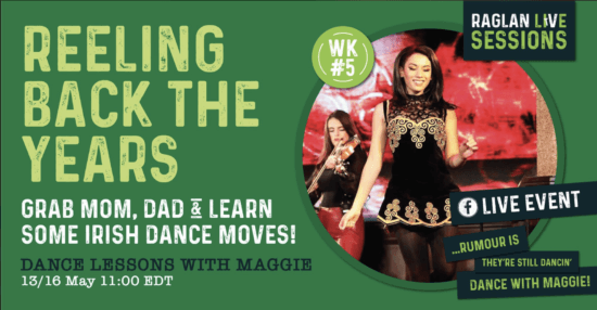 raglan road virtual dance lessons