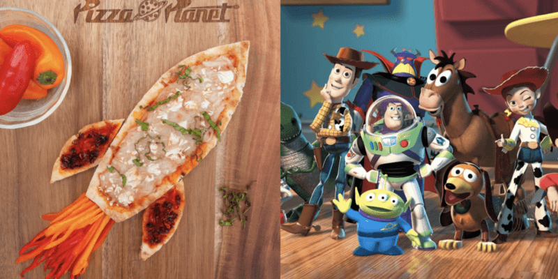 toy story pizza header