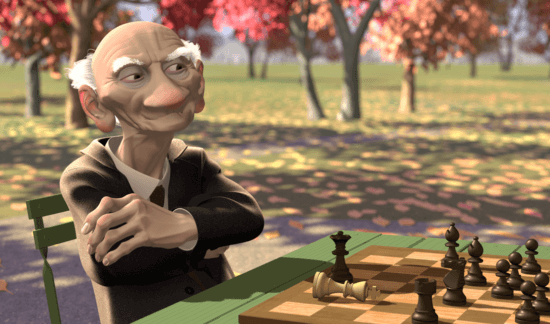 Geril's Game