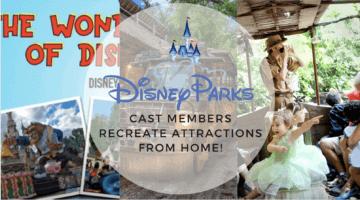 cast member attraction recreation header