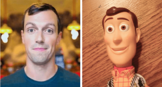 Real Life Sheriff Woody