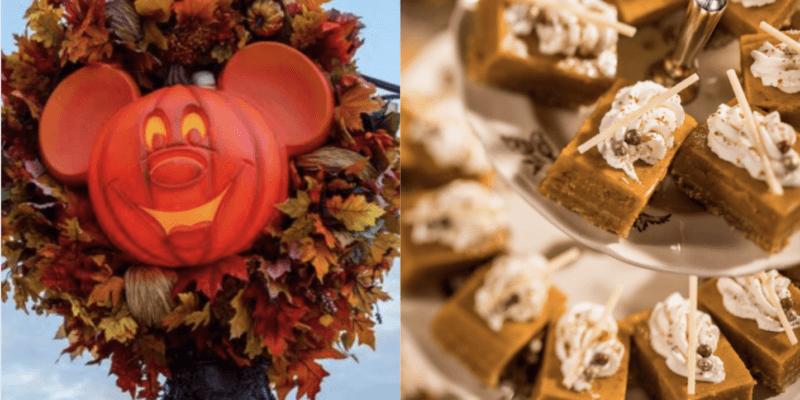 pumpkin bar header