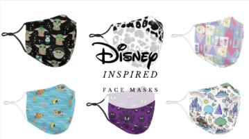 disney inspired face mask header