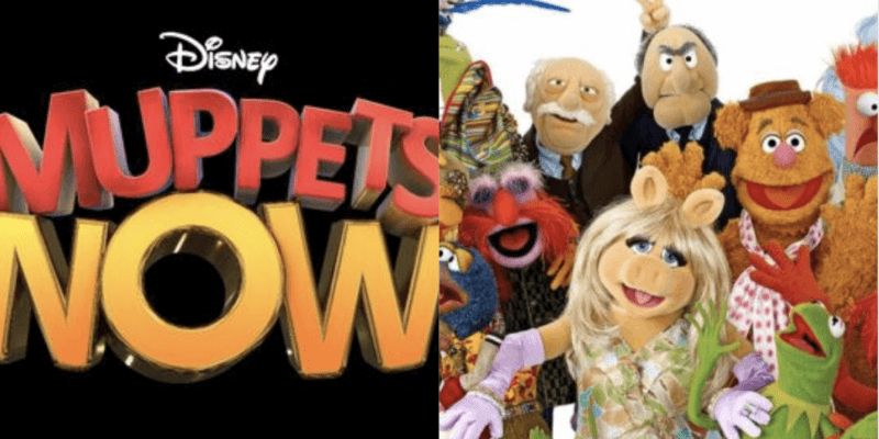 muppets now debut header