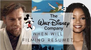 when will disney filming resume header