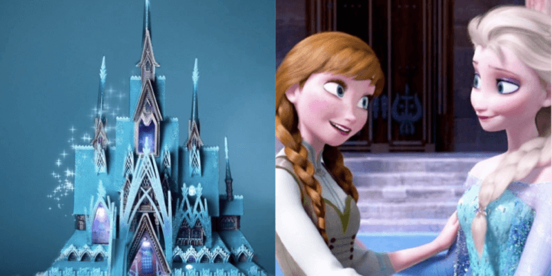frozen castle collection header