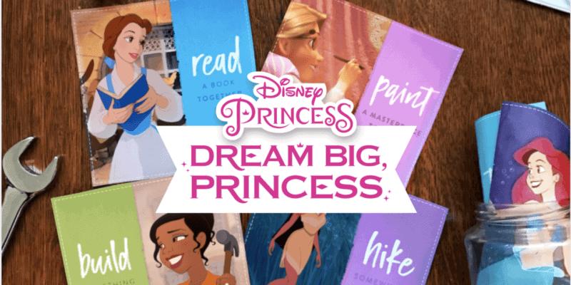 dream big princess father's day header