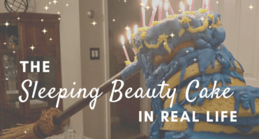 sleeping beauty cake in real life header