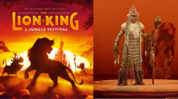 The Lion King: Rhythm of the Pride Lands