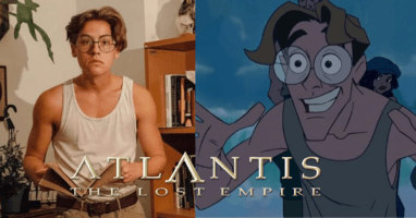 Atlantis the Lost World Cole Sprouse