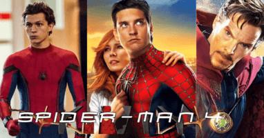 Spider-Man 4 Tobey Maguire