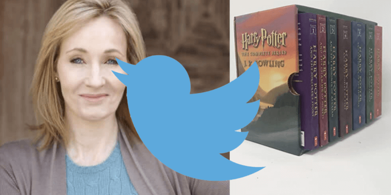J.K Rowling transphobia controversy