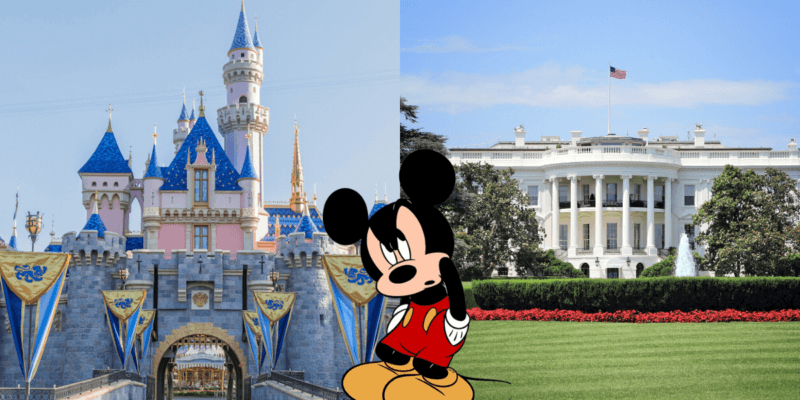 White House Disneyland