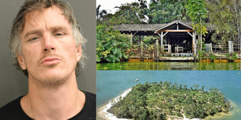 Man Caught Camping on Deserted Disney Property