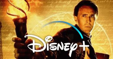 National Treasure Series Disney Plus