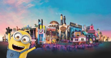 Universal CityWalk Reopening