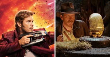 Chris Pratt Indiana Jones Deepfake video