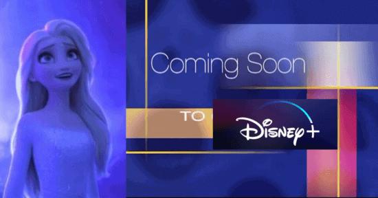 Into the Unknown Disney Plus