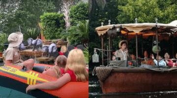 Family Recreates Disney's Jungle Cruise
