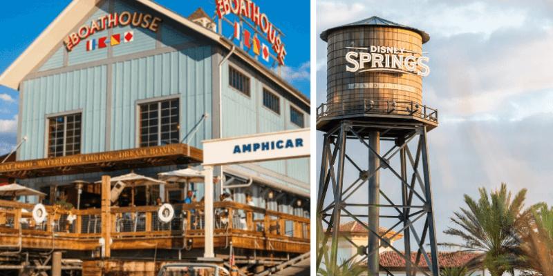 the boathouse disney springs