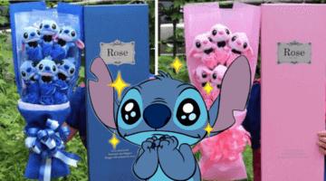 lilo and stitch bouquet